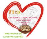 Logo XXXIX Congreso Peru. Aprendemos de nuestra gestión